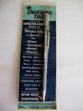 ancien crayon fabulous tungsten carbide perma-tip Chadwick-Miller 1971 blister