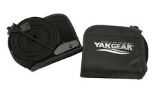 Yak Gear Canoe and Kayak Tie Down Straps (2 Pack)