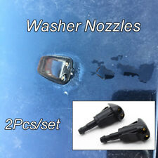 Fit For Toyota Corolla Camry Front Windscreen Wiper Washer Nozzles ( Pair )