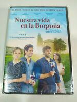 Nuestra Vida en La Borgoña Cedric Klapisch - DVD Region 2 Español Frances