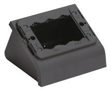 Vimar Idea 16803 Scatola da tavolo 3 moduli grigio