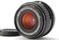 【EXCELLENT5】Asahi SMC PENTAX-M 35mm F/2 Wide MF Prime Lens K mount from JAPAN