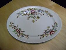 Windsor Ware, Johnson & Brothers, Marquis Serving Tray  Platter  14 x 11