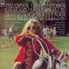 Janis Joplin Greatest Hits CBS Austria CD 32190 Compact Disc