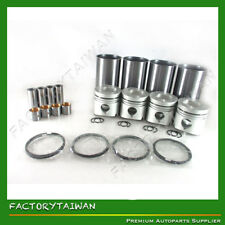 Liner Piston Kit Set for ISUZU 4JB1  (Liner+Piston+Piston Ring+Pin Bush x4)