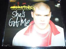 Daniel Merriweather She's Got Me / City Rules Au CD E.P