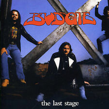 The Last Stage by Budgie (Metal) (CD, Oct-2004, Noteworthy (USA))
