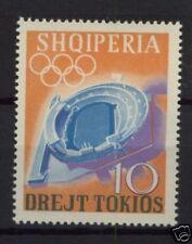 Albania 1964 SG#821 10L Olympic Games Stadium MNH