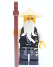LEGO® Ninjago™ Sensei Wu DX  - Black Outfit