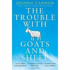 The Trouble with Goats and Sheep by Joanna Cannon (Paperback, 2016)