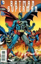Batman/Superman #13 Batman 75 Variant Edition Comic Book 2014 New 52 - DC
