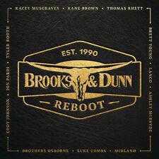 Brooks & Dunn - Reboot [New Vinyl LP] 140 Gram Vinyl