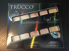 Sebastian Trucco Angel Face Holographic Eyes & Lip Color Palette Combo 6.5g NEW