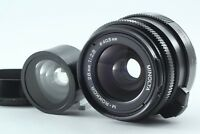 * MINT * Minolta M-ROKKOR 28mm f/2.8 Leica M mount for CL CLE JAPAN #367