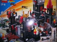 Lego Duplo 4785 Große Schwarze Ritterburg -Black Castle,Komplett,Ovp,Anleitung