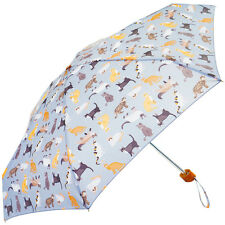Susino Mini Folding Umbrella - Cats