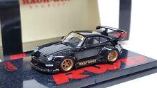 1:64 Tarmac Works Porsche RWB 993 Sopranos Black China exclusive