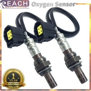 2pcs Up+Downstream Oxygen Sensor for 2005-2010 Chrysler Town & Country 3.3L 3.8L