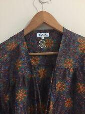 Ladies Size Medium (10-12) NAUDIC Top, Shawl, Cardigan, Throwover. Boho Style!