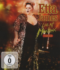 James Etta-Live At Montreux 1993  Blu-Ray NEW