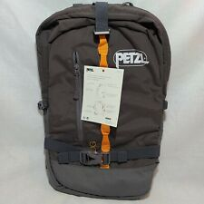 Petzl Bug Climbing Backpack Grey NEW With Tags