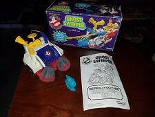 cool Vintage 1986 Kenner The Real Ghostbusters Ghost Sweeper complete in Box