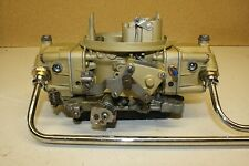 Holley 4776 2 4150 4-Barrel 600 Double Pumper Square Bore Carburetor