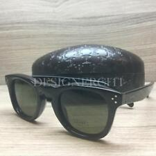 c71b909347d Celine CL 41371 S 41371 Sunglasses Black 807 1E Authentic 46mm