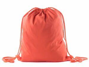 Mato & Hash® 8oz Cotton Canvas Drawstring Cinch Bag Durable backpack