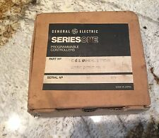 NEW IN THE BOX GE SERIES ONE PROGRAMMABLE CONTROLS IC610MDL175A