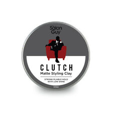 TheSalonGuy CLUTCH Matte Styling Clay 3.5oz FREE SAME DAY Shipping NEW