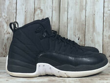 Air Jordan Retro 12 Neoprene Nylon Basketball Sneakers 153265-004 Youth Size 7Y