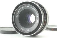 【NEAR MINT】 Carl Zeiss Jena Tessar DDR  50mm f/2.8 M42 Lens w/ FD Adapter JAPAN