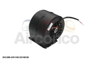 Spal Centrifugal Blower Fan, 009-A70-74D, 12v - Genuine Product!