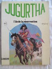 JUGURTHA 4 L'ILE DE LA RESURRECTION RARE EO 1979