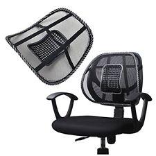 SUPER comfort lombare Inferiore CAR SEAT SUPPORTO Lumber Cuscino sollievo dal dolore ufficio
