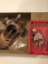 Star Wars: Black Series - Luke Skywalker and Landspeeder (A New Hope)
