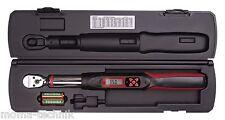 """Powerhand Drehmomentschlüssel Digital 6-30 Nm 1/4"""" Zoll LED  SIN-200.0030 NEU"""