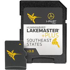 Humminbird Lakemaster+ Maps, Southeastern States V3