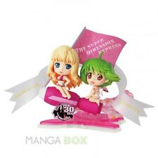 "Macross Frontier KYUN-CHARA WORLD  Ranka Lee & Sheryl Nome  ""Special Color Ver."""
