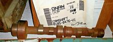 CAMSHAFT  ONAN THIS ONE IS MIS-LABELED NOT SURE WHAT IT FITS  NEW OLD STOCK