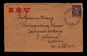 Australia 1945 Military Censor Cover - L13972