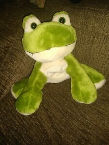 Fiesta Plush Sitting Frog #A49725K Comfies Stuffed Animal Kids Toys Softh 7.5""