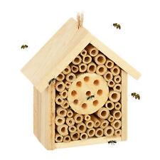 Insektenhotel Bienen Nisthilfe Bienenhaus Wildbienenhaus Bienenhotel Wespenhotel