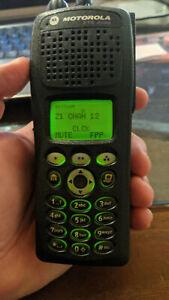Motorola XTS2500 VHF FPP