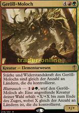 Geröll-Moloch (Rubblehulk) Commander 2016 Magic