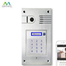 Türsprechanlage mit WLAN für iPhone und Smartphone