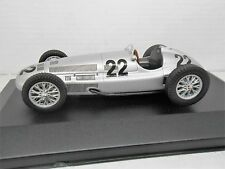 COCHE MERCEDES BENZ W154 ALTAYA AGOSTINI 1/43 METAL MODEL CAR 1:43 MINIATURA MIN
