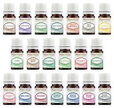 20 Essential Oil Gift Set Sampler Kit 5 ml. Pure Therapeutic Grade Lot