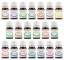 20 Essential Oil Gift Set Sampler Kit 5 ml. Pure Therapeutic Grade Lot